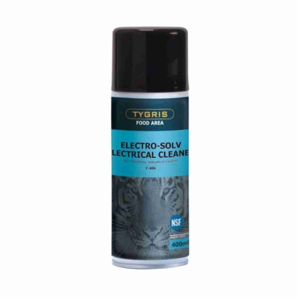 Tygris Electo-Solv Electrical Cleaner - Food Area Aerosol - F406