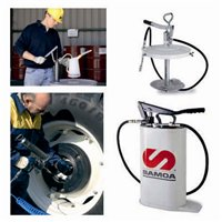 Samoa Lubrication and Fluid Handling. Products and Accessories